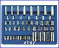 232-Piece Kobalt Standard & Metric Household / Mechanic Tool Set Hard Case Kit