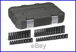 48 Pc. Impact SAE/METRIC Standard & Deep Socket Set 1/4 Dr. GearWrench 84902