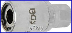 BGS Germany 11pc. Socket Stud Extractor Set M5 M6 M7 M8 M9 M10 M10.5 M12 M14 M16