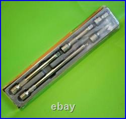 BRAND NEW Snap On Tools 1/2 Drive 5pc Socket Extension Driver Set 305ASX