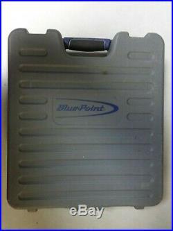 Blue-Point 100pc 1/4 + 3/8 Dr. General Service Set BLPGSSC100B