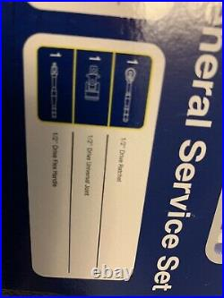 Blue Point 1/2 Drive General Service Socket Set 33 Piece NEW sold buy snap on