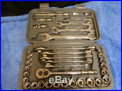 Blue Point 37 Pc 1blpgss3837 3/8 Drive & Wrench General Service Set
