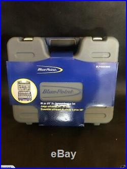 Blue Point 3/8 Drive Socket Set 85pcs SAE & Metric BLPGSS3885