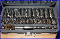 Blue Point 49 Piece 3/8 Drive Socket Set Metric & SAE BLPGSS3849 Free Shipping