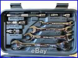 Blue Point Sold By Snap On 37Pc 3/8 Drive General Socket Service Set