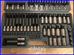 Bluepoint Comprehensive Torx/Hex 87pc Socket Set Long&Short sold by Snap-on