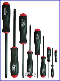 Bondhus 25pc Large Ball End Torx & Hex Screwdriver Set Metric & Standard SAE USA