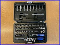 Britool Expert Metric Socket Set 1/4 Drive 73pc (E030707)