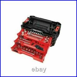 CRAFTSMAN MECHANIC'S TOOL SET SAE/METRIC, 216 piece Versastack tool box