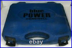 Cornwell Tools Blue Power CBP1KIT 1/4 Drive 6 Point 47 pc Socket Set