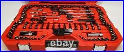 Craftsman 150-Piece Standard (SAE) and Metric Combination Mechanics Tool Set