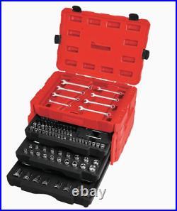 Craftsman 232 Piece 3-Drawer Mechanic's Tool Set SAE / Metric Sockets / Wrenches