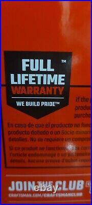 Craftsman 268 Piece Mechanic's Tool Set 1/4 3/8 1/2 Drive Metric & SAE NEW