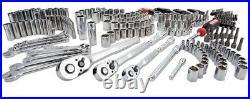 Craftsman 268 Piece Mechanic's Tool Set 1/4 3/8 1/2 drive Metric & SAE 320 NEW