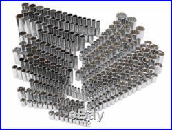 Craftsman 299 piece Ultimate Easy Read Deep Standard SAE Metric Socket Set 299pc