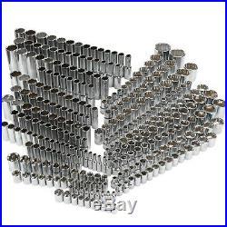 Craftsman 299-piece Ultimate Easy Read Deep Standard SAE & Metric Socket Set NEW