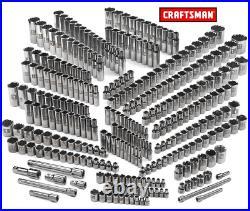 Craftsman 308 Piece Ultimate Laser Etched Deep Standard SAE & MM Socket Set 299