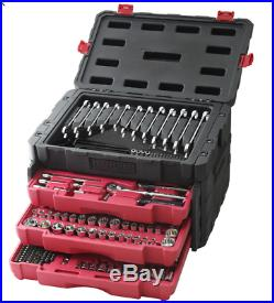 Craftsman 450 Piece Mechanics Tool Set WithCase Wrenches