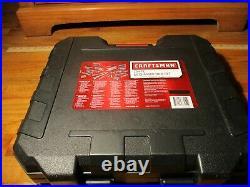 Craftsman Mechanics' 154 pc Tool Set Made in USA 1/4 3/8 1/2 (NEW)