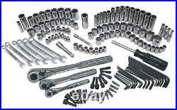 Craftsman Mechanics Tool Set 137 pc 1/4, 3/8, 1/2 Drives NEW IN BOX 33137