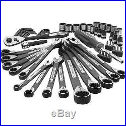 Craftsman New Universal Tool Set with case 56 Pc. SAE and Metric