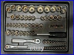 Craftsman Tool Set USA Mechanics Socket Wrench Vintage