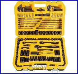 DeWalt DWMT 81596-1 Mechanics Tool Kit 181 Pieces Spanner Socket Set Ratchet