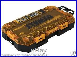 Dewalt 34 Piece 1/4 & 3/8drive Metric & SAE Socket Set DW73804