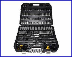 Dewalt DWMT75049 Mechanics Tool Kit Set with Case (192 Piece)