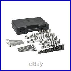 GearWrench 80742 Master SAE / Metric Hex and Torx Tamper Proof Bit Socket Set