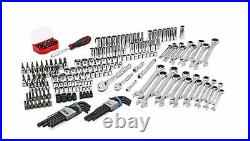 GearWrench 80944 232 Pc. Mechanics Tool Set in 3 Drawer Storage Box