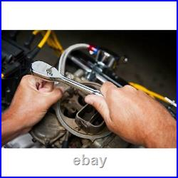 GearWrench Mechanics Tool Set Low Profile Head Ratchet 3/8 in. Drive (56-Piece)