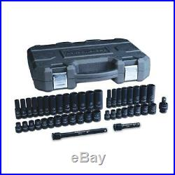 Gearwrench 44 Pc. 3/8 Drive 6 Point SAE/Metric Standard/Deep 84916