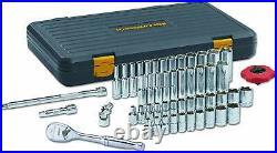 Gearwrench 51 Pc. 1/4 Drive 6 Point 120XP Standard & Deep SAE/Metric Tool Set