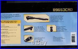 Grey Pneumatic 89653CRD 1/4'' Dr 53Pcs Standard Deep SAE Metric DURO Socket
