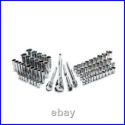 Husky 144-Tooth Mechanics Tool Set (75-Piece)