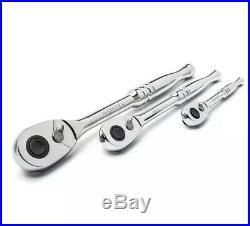 Husky Mechanics Tool Set (185-Piece) 1/4 3/8 1/2 Drive Metric + SAE NEW