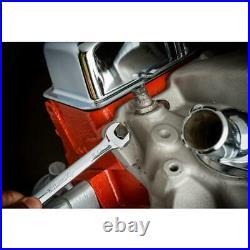 Husky SAE Metric Standard Deep Mechanics Tool Set 3 Layer Storage Case 230 Piece