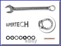 Jonnesway 68 Pcs Professional Hand Tool Kit Set SAE & Metric& Torx