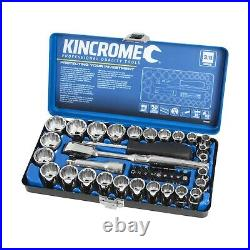 Kincrome 47 Piece 3/8 Drive Metric and Imperial Socket Set