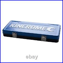 Kincrome METRIC & IMPERIAL SOCKET SET K28091 75Pcs 1/2, 3/8 & 1/4 Drive