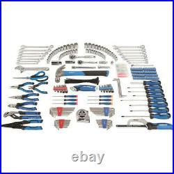 Kobalt 1339544 364-Piece Standard (SAE) & Metric Polished Chrome Mechanics Tools