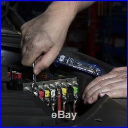 Kobalt 227-Piece Standard (SAE) & Metric Mechanic's Tool Set with Hard Case
