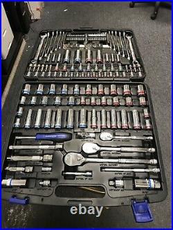 Kobalt Ratchet Tool Set Standard/Metric Used (GS)