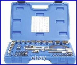 Laser Tools Alldrive 1/2 Drive 42pce Metric Af Torx Spline Socket Set