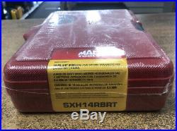MAC Tools SXH14RBRT 14 Pc. 3/8 Drive SAE & Metric Advanced Hex Driver Set