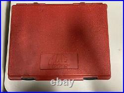Mac Tools SX446BR 44pc 3/8 Drive Standard & Metric Socket Wrench Set