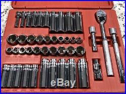 Mac Tools SX46br 44 Pc 3/8dr Metric And Sae Set