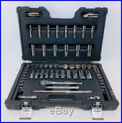 Matco 59 Pc 3/8 6. Metric & SAE General Service Set in Storage Case